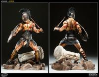 Gallery Image of Achilles Polystone Statue