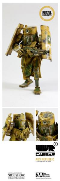 Gallery Image of WWRp Caesar - Aus Republic Collectible Figure