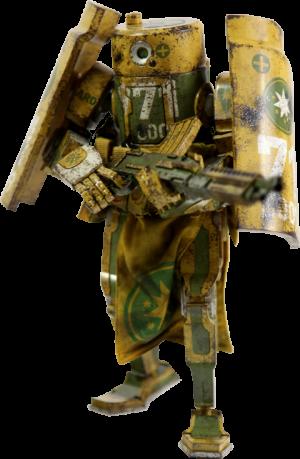 WWRp Caesar - Aus Republic Collectible Figure