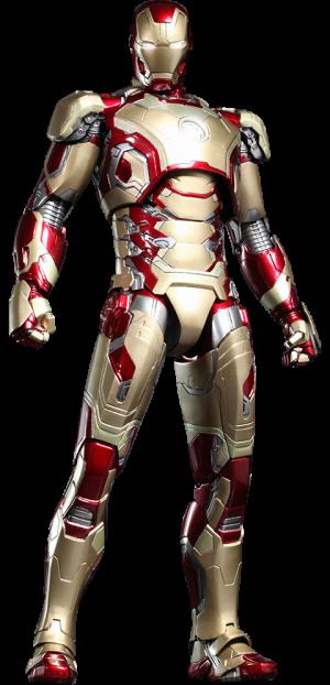 Iron Man Mark XLII (42) Sixth Scale Figure