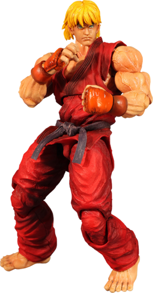 Ken Masters Collectible Figure