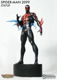 Gallery Image of Spider-Man 2099 Polystone Statue