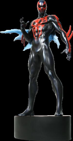 Spider-Man 2099 Polystone Statue