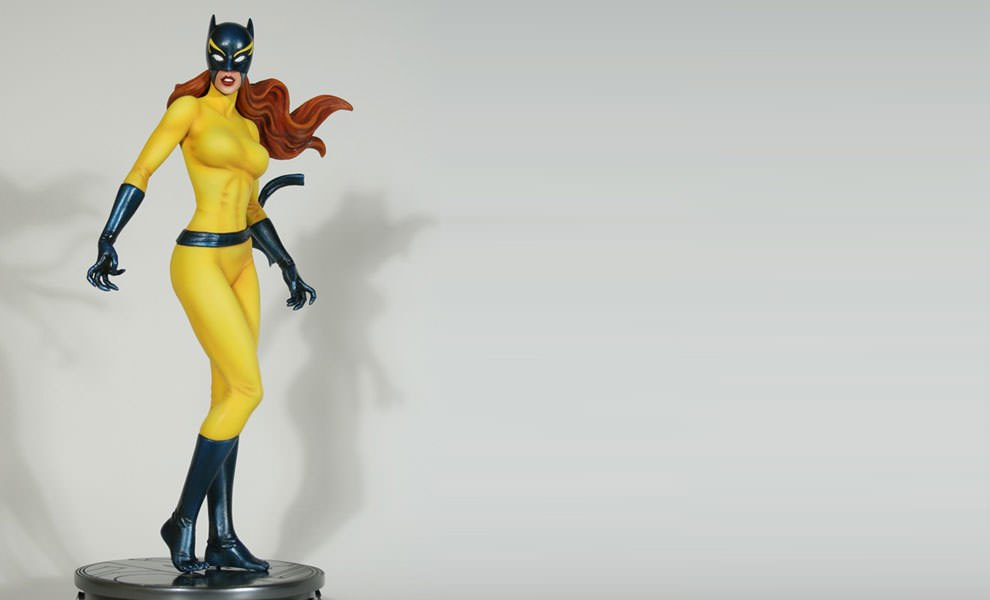Gallery Feature Image of Hellcat Polystone Statue - Click to open image gallery