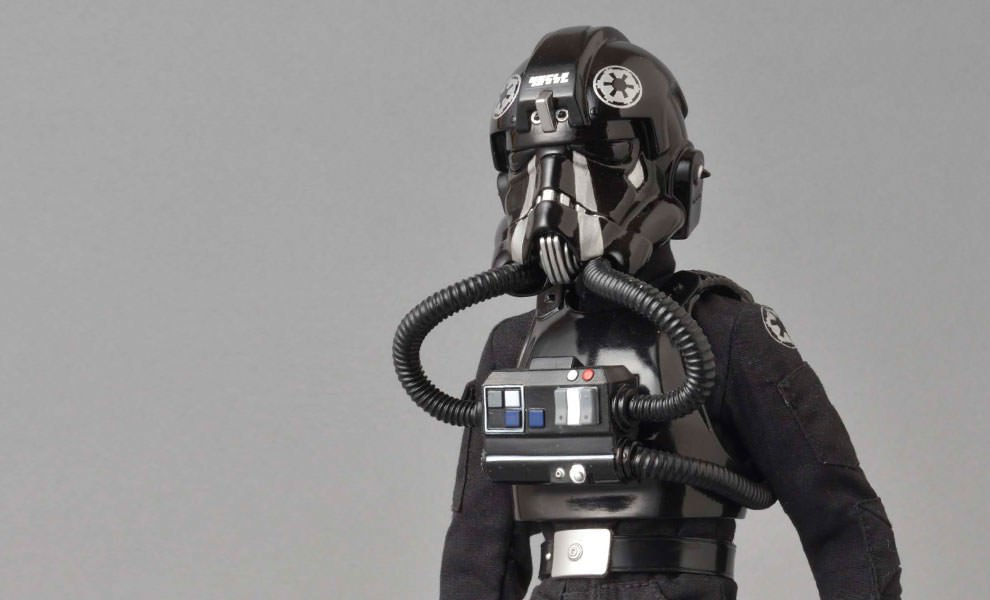 Gallery Feature Image of TIE Fighter Pilot Sixth Scale Figure - Click to open image gallery