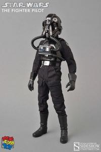 Gallery Image of TIE Fighter Pilot Sixth Scale Figure