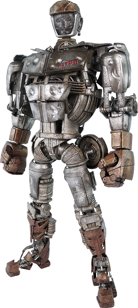 ThreeA Toys Atom - REAL STEEL Sixth Scale Figure