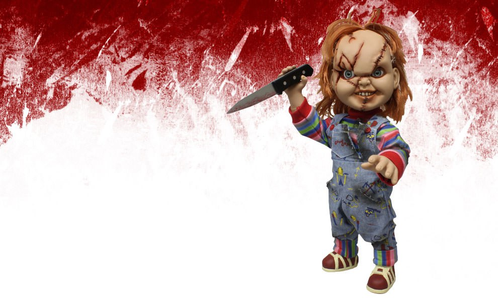 Gallery Feature Image of Chucky Collectible Figure - Click to open image gallery