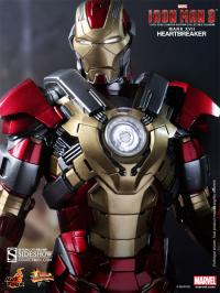 Gallery Image of Iron Man Mark 17: Heartbreaker Sixth Scale Figure