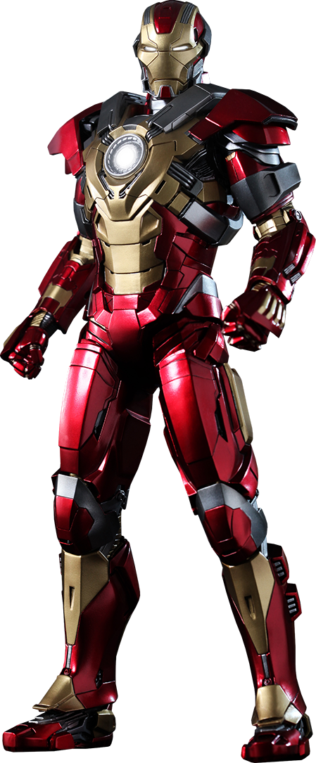 Hot Toys Iron Man Mark 17: Heartbreaker Sixth Scale Figure