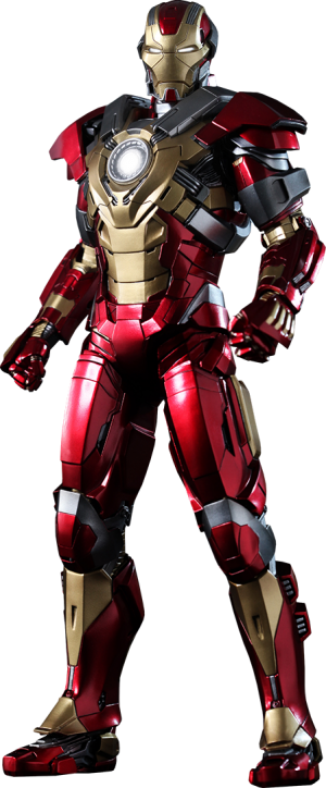 Iron Man Mark 17: Heartbreaker Sixth Scale Figure