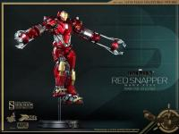 Gallery Image of Iron Man Mark XXXV (35) - Red Snapper Sixth Scale Figure
