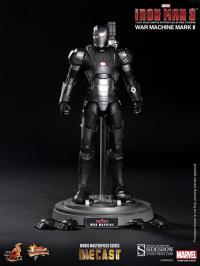 Gallery Image of Iron Man 3: War Machine - Mark II Sixth Scale Figure