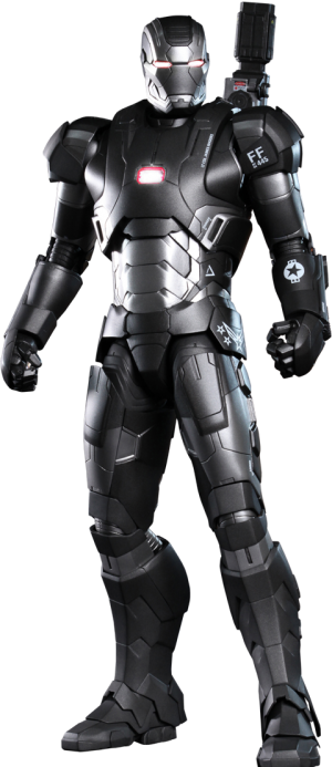 Iron Man 3: War Machine - Mark II Sixth Scale Figure