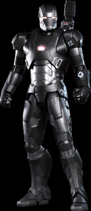 Iron Man 3: War Machine - Mark II Sixth Scale Figure