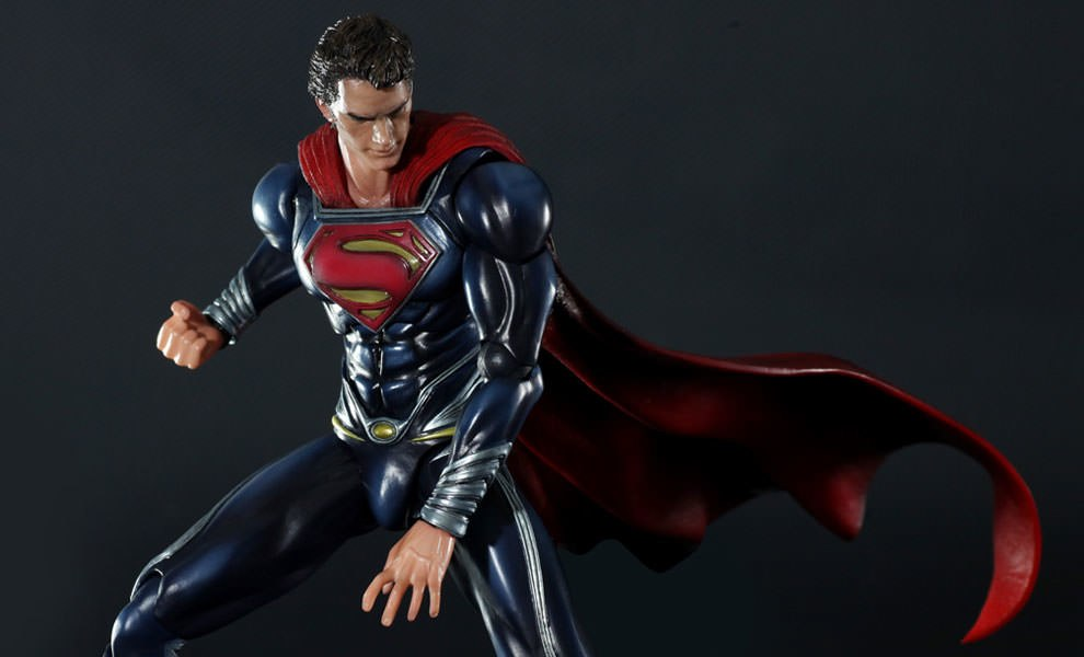 Gallery Feature Image of Superman - Man of Steel Collectible Figure - Click to open image gallery