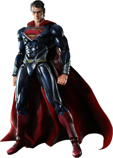 Square Enix Superman - Man of Steel Collectible Figure