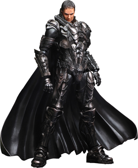 Square Enix General Zod - Man of Steel Collectible Figure