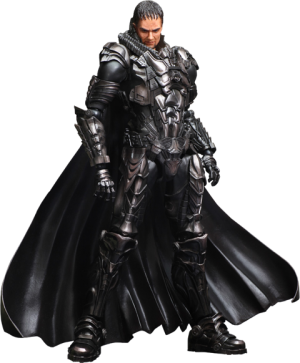 General Zod - Man of Steel Collectible Figure