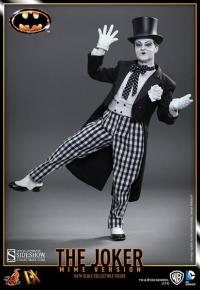 Gallery Image of The Joker (1989 Mime Version) Sixth Scale Figure