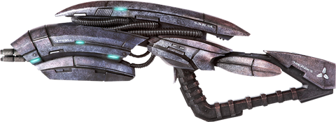 TriForce Mass Effect 3: Geth Pulse Rifle Prop Replica
