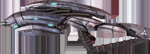 TriForce Mass Effect 3: Geth Pulse Rifle Prop Replica