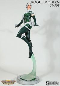 Gallery Image of Rogue Modern Polystone Statue