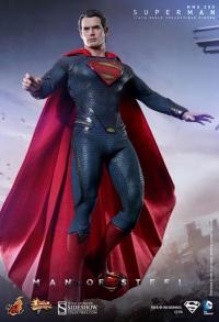 Gallery Image of Man of Steel: Superman Sixth Scale Figure