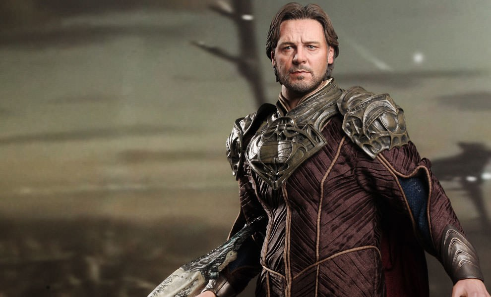 Gallery Feature Image of Man of Steel: Jor-El Sixth Scale Figure - Click to open image gallery