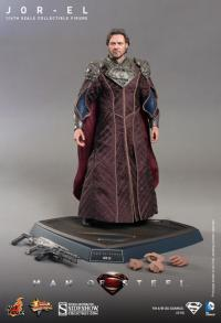 Gallery Image of Man of Steel: Jor-El Sixth Scale Figure