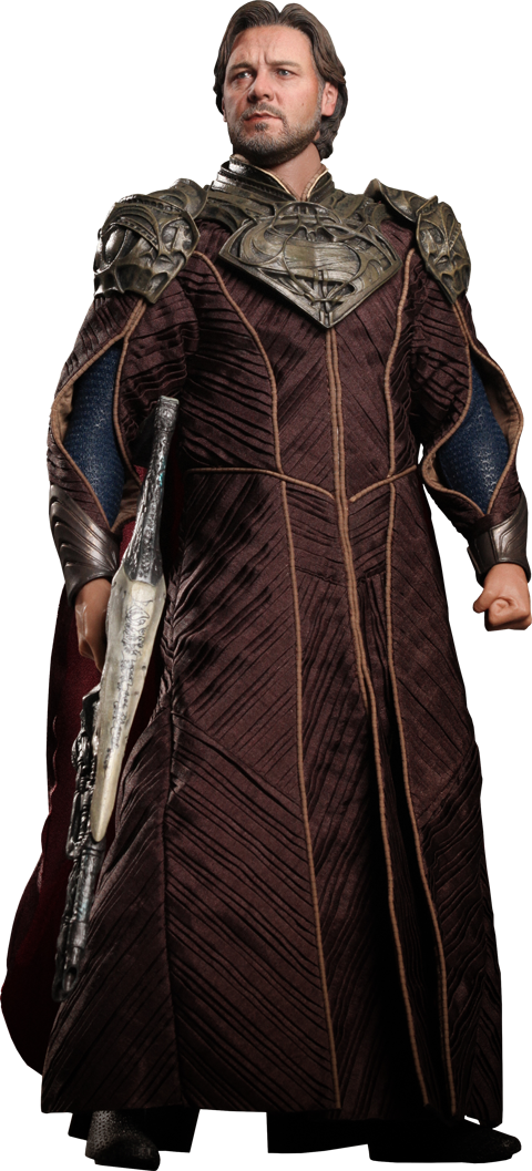 Hot Toys Man of Steel: Jor-El Sixth Scale Figure