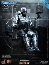 Gallery Image of RoboCop with Mechanical Chair Sixth Scale Figure