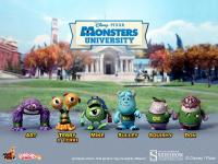 Gallery Image of Monsters University Cosbaby Set Vinyl Collectible