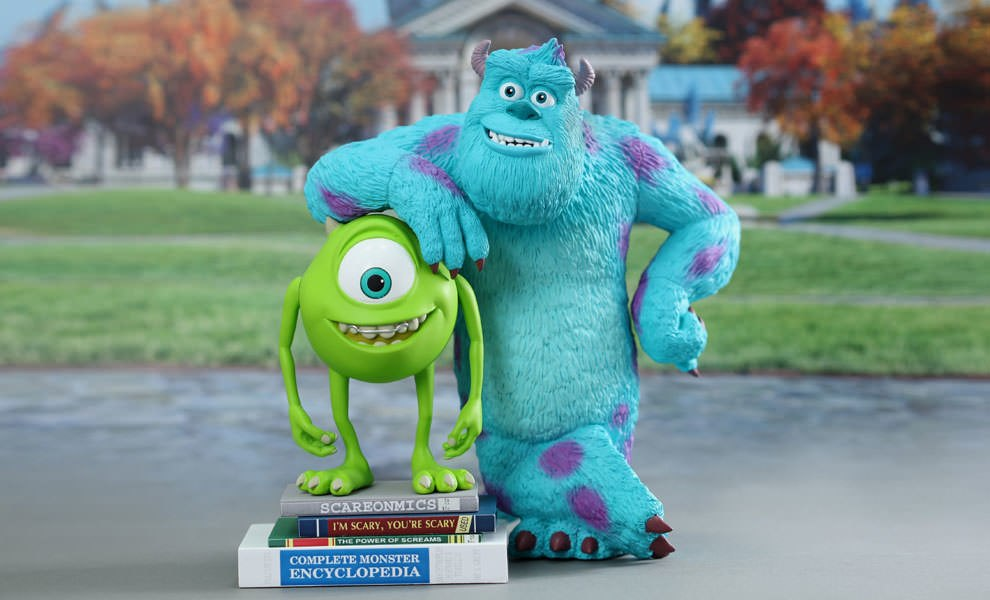 Gallery Feature Image of Mike and Sulley Vinyl Collectible - Click to open image gallery