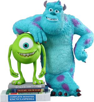Mike and Sulley Vinyl Collectible