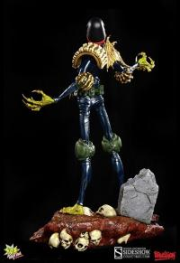 Gallery Image of Judge Death Statue
