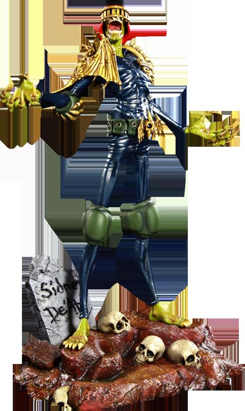 PCS Collectibles Judge Death Statue