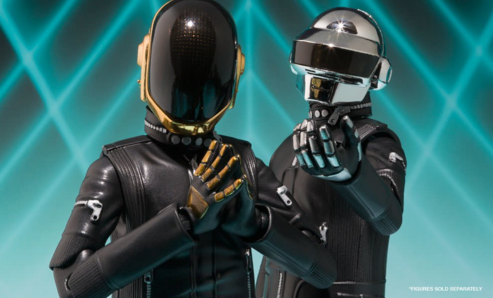 Gallery Feature Image of Daft Punk: Thomas Bangalter Collectible Figure - Click to open image gallery