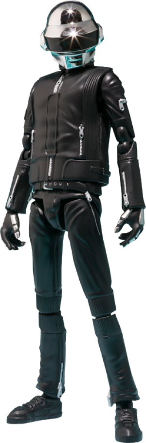 Daft Punk: Thomas Bangalter Collectible Figure