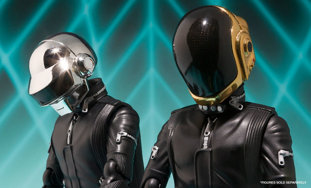 Gallery Feature Image of Daft Punk: Guy-Manuel de Homem-Christo Collectible Figure - Click to open image gallery