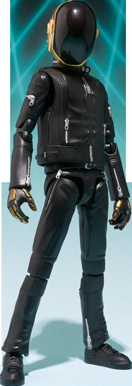 Tamashii Nations Daft Punk: Guy-Manuel de Homem-Christo Collectible Figure