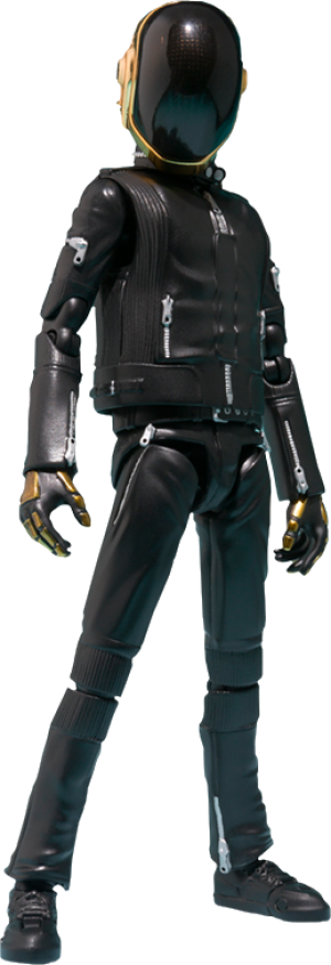 Daft Punk: Guy-Manuel de Homem-Christo Collectible Figure
