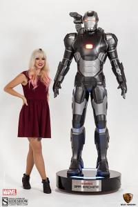 Gallery Image of War Machine Life-Size Figure