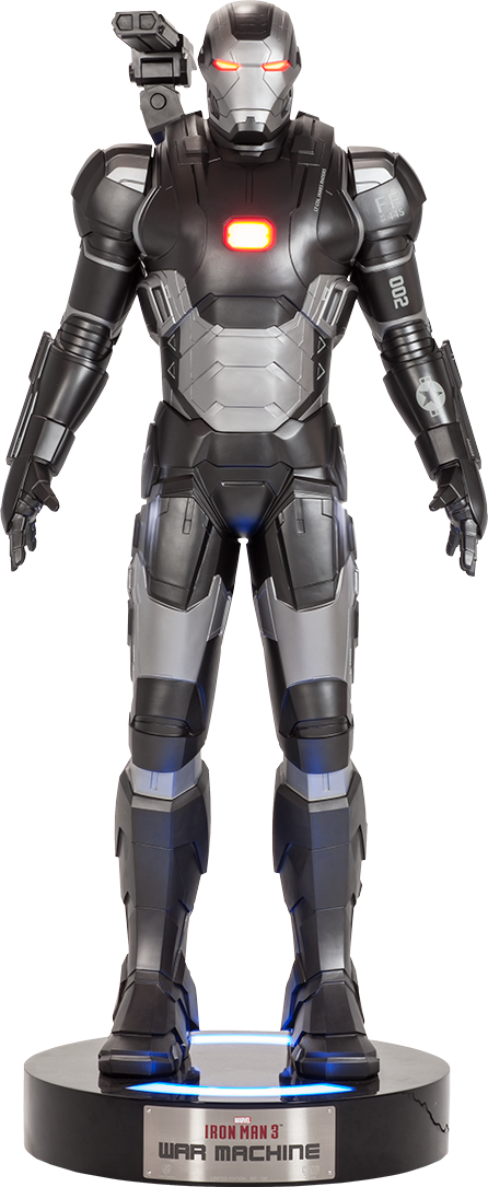 Beast Kingdom War Machine Life-Size Figure