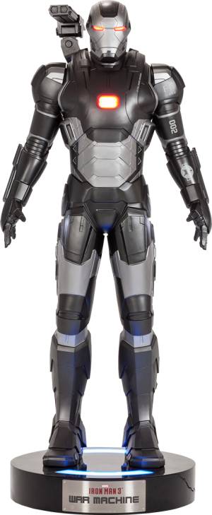 War Machine Life-Size Figure
