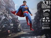 Gallery Image of Superman (Evil Version) Sixth Scale Figure