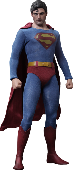 Superman (Evil Version) Sixth Scale Figure