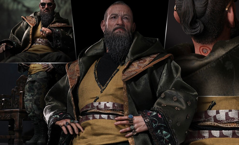 Gallery Feature Image of The Mandarin Sixth Scale Figure - Click to open image gallery