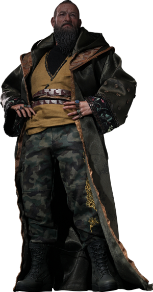 The Mandarin Sixth Scale Figure