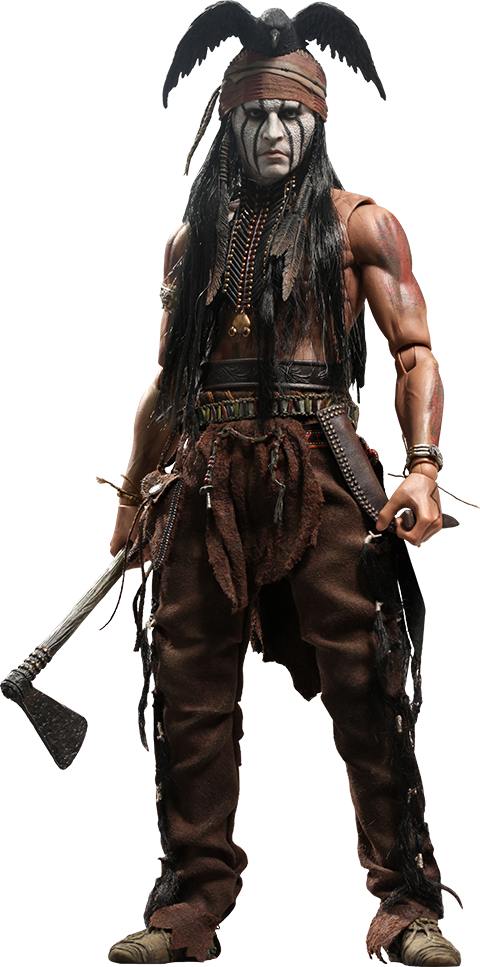 Hot Toys Tonto Sixth Scale Figure